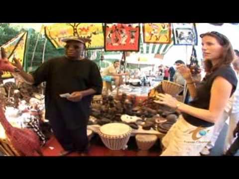 paris flea and antiques market