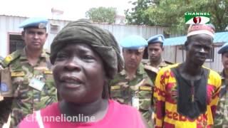 সেন্ট্রাল আফ্রিকান রিপাবলিকের চিকিৎসা ব্যবস্থার একমাত্র ভরসা বাংলাদেশ সেনাবাহিনী