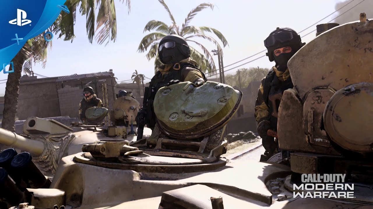 『Call of Duty®: Modern Warfare® 』マルチプレイヤー公開トレーラー MORE 30秒を見る