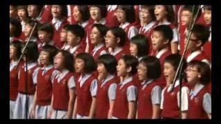 中華基督教會區會 2012-13 聯校畢業禮 學生表演精華