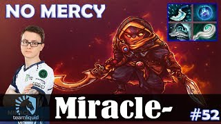 Miracle - Ember Spirit MID | NO MERCY 7.11 Update Patch | Dota 2 Pro MMR Gameplay #52