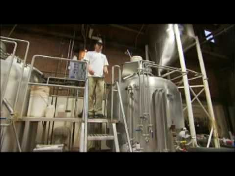 Part 1 of 2 - Four Peaks Brewery - Brewing Process with Brewmaster Andy Ingram