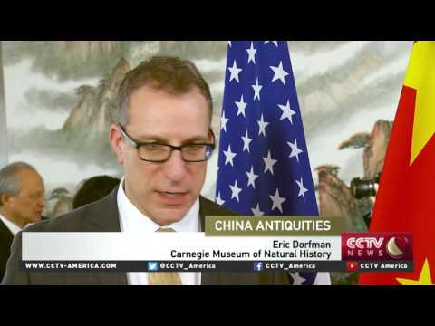 US returns ancient antiquities to China