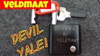 (1105) Challenge: Duivel (Devil) Yale