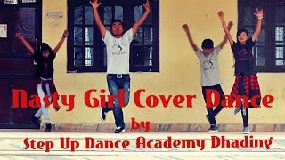 Nasty Girl - B-8 ft GXSOUL (Cover Dance) by Step Up Dance Academy Dhading