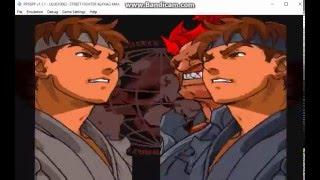 Evil Ryu World Tour End (Street Fighter Alpha 3 Max)