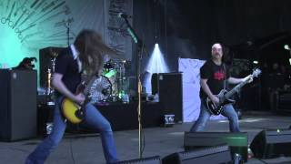 "Carcass ""Unfit for human consumption"" @ Motocultor Festival 2015 HD / Pro Shot"