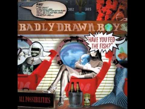 Badly Drawn Boy  You Were Right