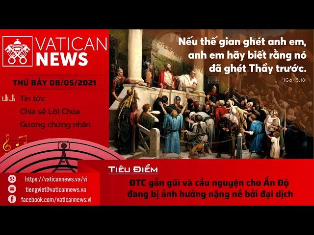 Radio thứ Bảy 08/05/2021 - Vatican News Tiếng Việt
