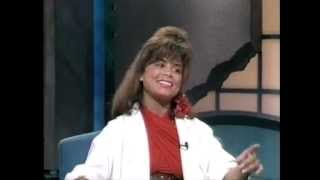 Paula Abdul talks about Michael Bolton in 1988