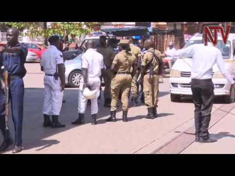 Police foils Kamwokya petrol station robbery, two injured in shootout
