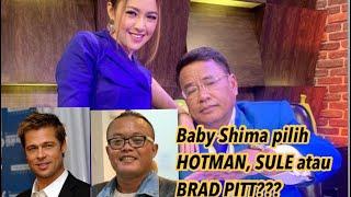 Part 2 : Siapa pilihan Baby Shima? antara HOTMAN, KANG SULE atau BRAD PITT MP3