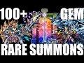 Brave Frontier | Episode #189: 100+ Gem Summons For Thunder Sentry Shera!!