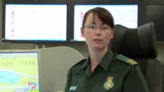 Emergency Medical Dispatcher Juliet