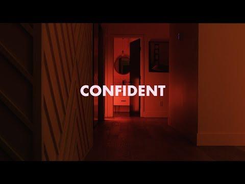 Confident (Official Lyric Video) - Steffany Gretzinger & Bobby Strand | BLACKOUT