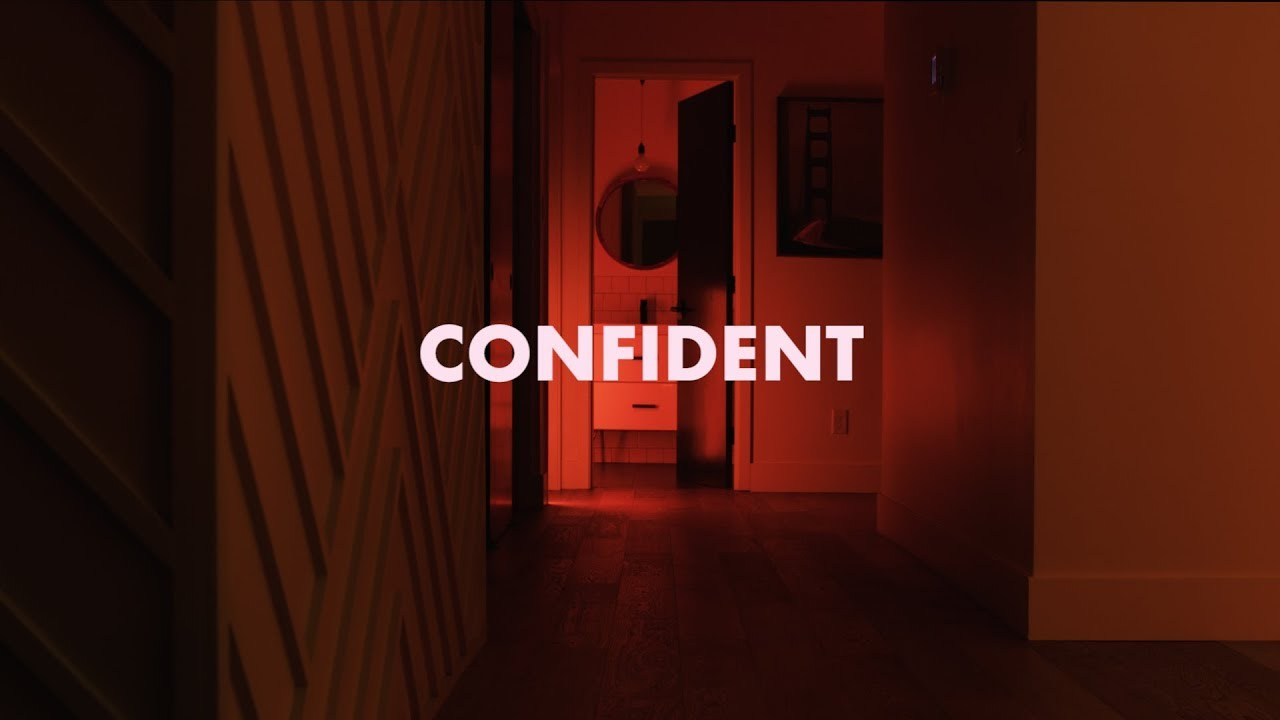 Confident Official Lyric Video Steffany Gretzinger Bobby