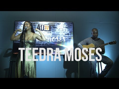 "TEEDRA MOSES EXCLUSIVELY PERFORMS ""RESCUE ME"" ACOUSTIC #ADTVlive"