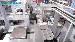 Abrasive paper,sandpaper,emery paper,sanding sheets cartoning box completed machine line