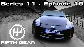 Fifth Gear Series 11 Full Episodes