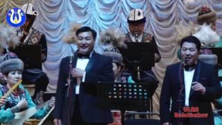 Чырмаш Трбеков менен Кутман Жолдошев Канты бар э мыкты ыр, н. Казакстан Алматы шаары.