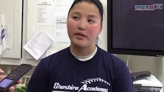 Cheshire Academy's Aliya Catanzarita's parents tell the story of her adoption thumbnail