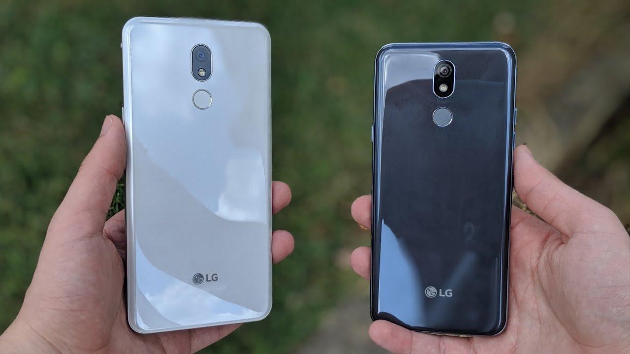 LG Stylo 5 VS LG K40!