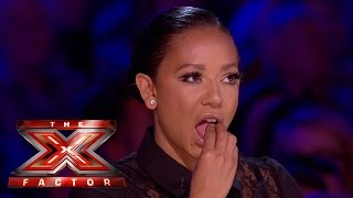 mel b is feeling hungry   arena auditions wk 1   the xtra factor uk 2014
