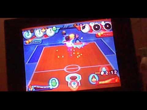 100 SUBS VIDEO!!! Mario Sports Mix - Dodgeball - Tournament - Mushroom Cup