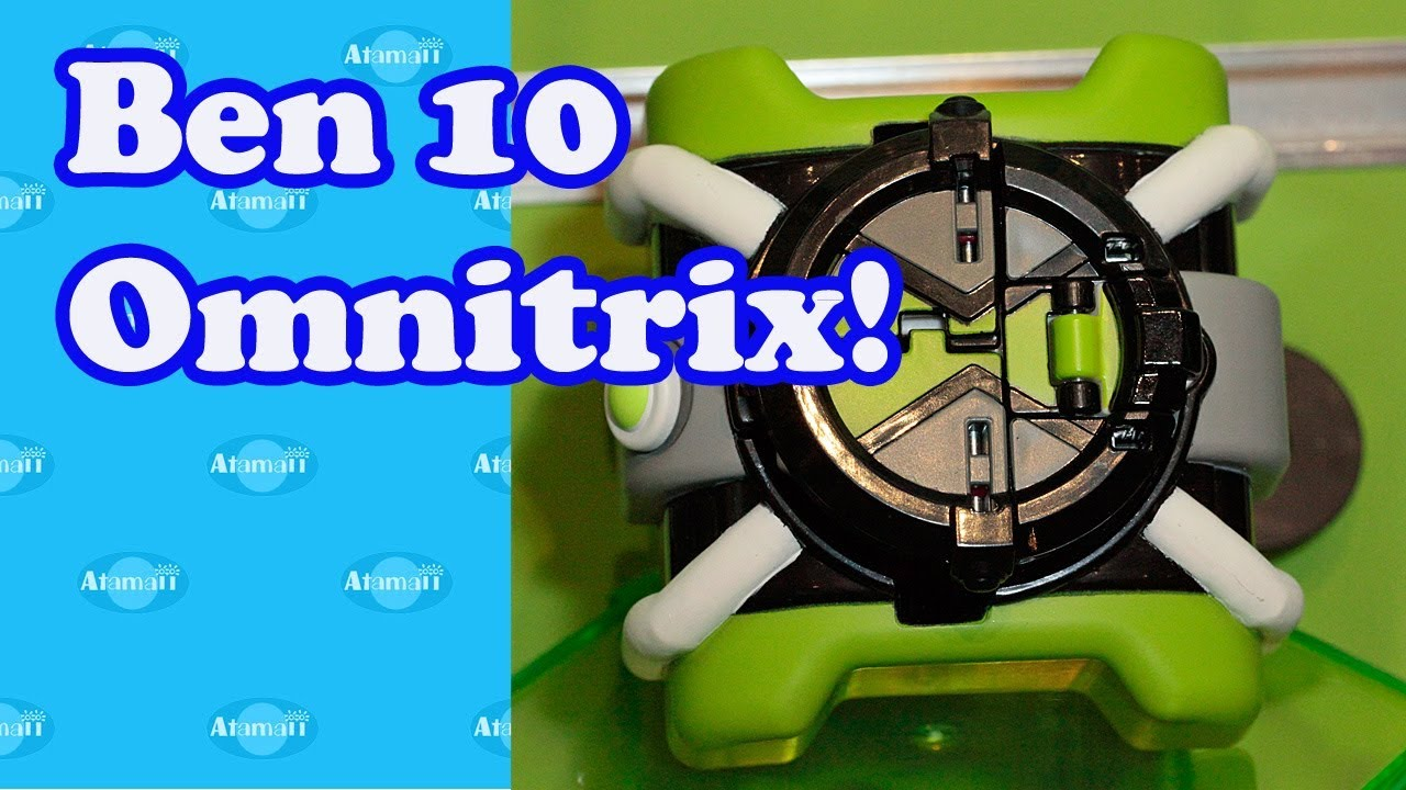 ben 10 reboot omnitrix for spring 2018 youtube