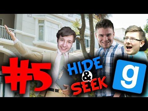 ZAPROSIŁEM EKIPĘ DO MOJEGO APARTAMENTU! | Garry's Mod Hide and Seek #4 (z: Betatesterami i Ekipą) thumbnail