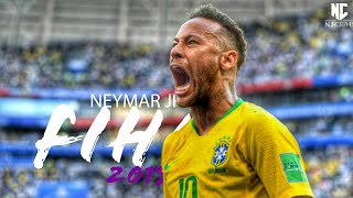 Neymar Jr - Fiha ● Skills & Goals I 2019 HD