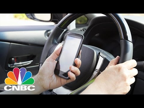 Technology To Stop Texting And Driving | Power Lunch | CNBC