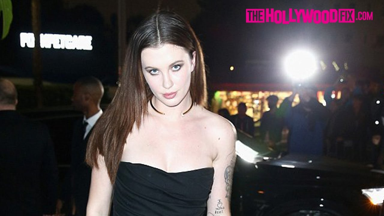 Was Ireland Baldwin Offended By Father Alec's Shady Instagram Post On Her ...