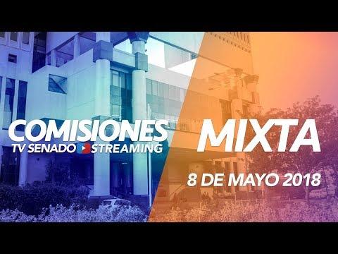 Comisión Mixta - 8 de Mayo 2018
