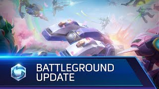 Battleground: Hanamura Temple Update (EU)