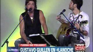 C5N - MUSICA: GUSTAVO GUILLEN EN LA NOCHE (PARTE 2)