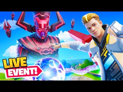 The Galactus Fortnite LIVE EVENT! (Nexus War)