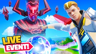 The Galactus Fortnite LIVE EVENT! (Nexus War)