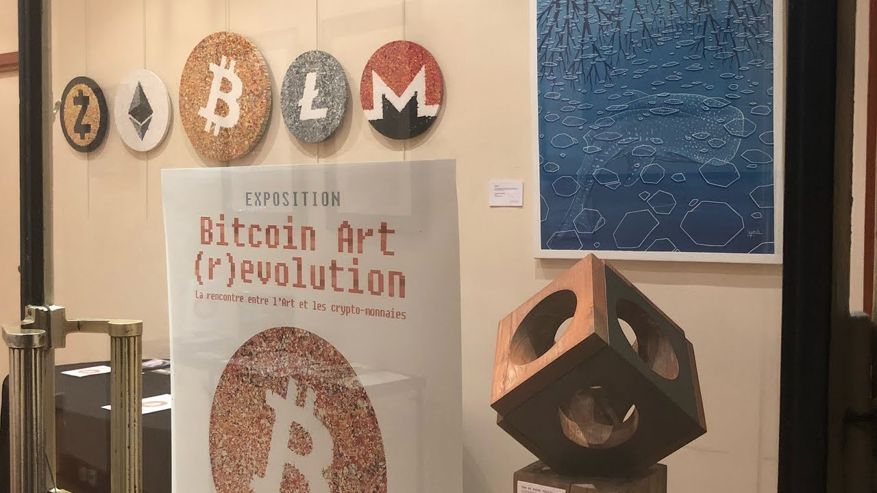 Bitcoin Art (r)evolution