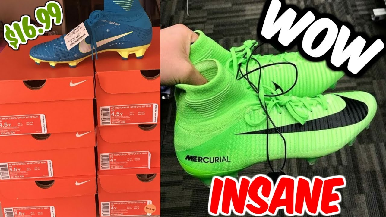 Soccer Finds   Top 5 Soccer Cleats of