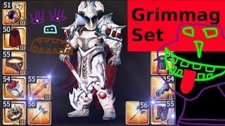 🎮 Drakensang Online 🎮 - Testen des Grimmag Sets [GER]