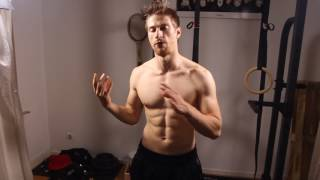 Indirect Abs Workout (Shoulders & Legs Routine): Workout Of the Day #5