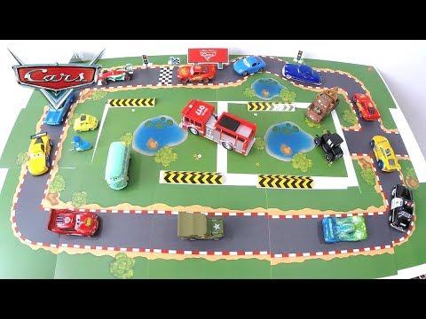 Carrinhos do Filme Carros 3 : Promoção Mattel e Coleção de Brinquedos