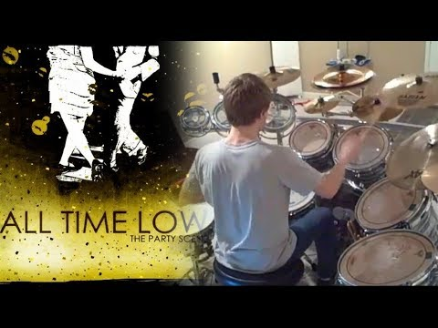 Kyle Abbott - All Time Low - We Say Summer (Drum Cover)