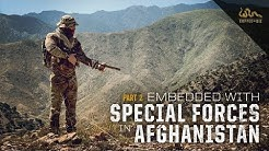 Embedded With Special Forces in Afghanistan | Part 2