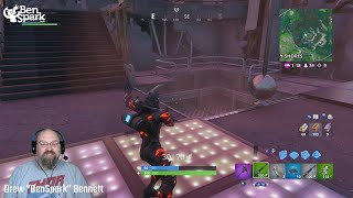 I found a Secret Fortnite Dance Floor! Dance Party Near Snobby Shores!