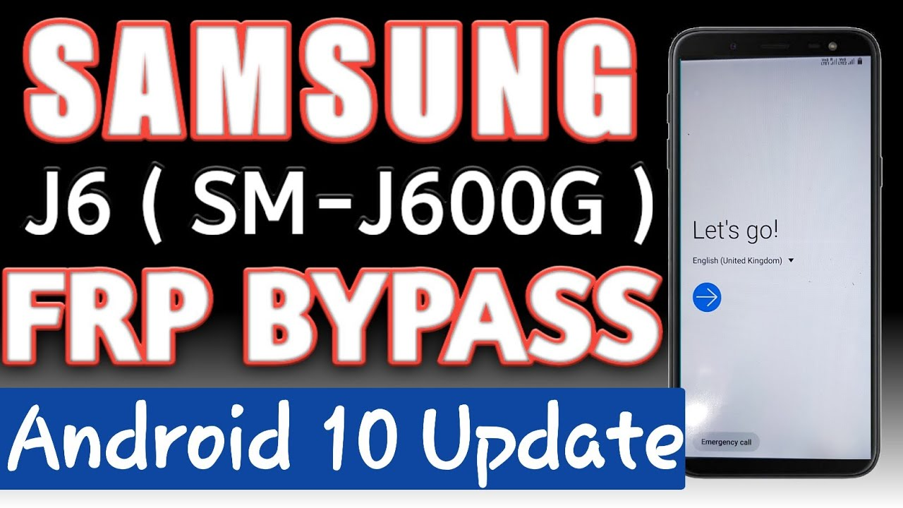 Samsung J6 Frp Bypass Android 10 update Trick | New Update August 2020  | Without PC | 100% TESTED |