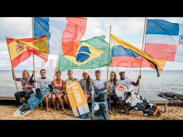 KITEBOARDING FREESTYLE FINALS | DAY 4 | GKA MAURITIUS