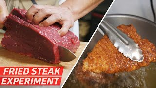 What Is The Best Way to Deep-Fry a Steak  Prime Time