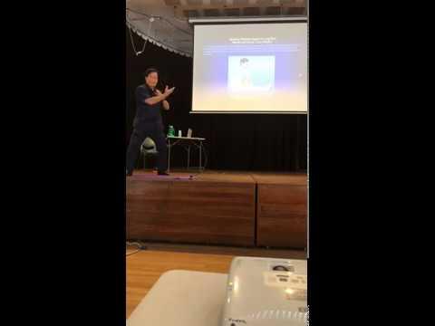Mantak Chia workshop in Sydney Australia 2018_Tao Yin Exercise